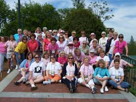 GFWC Riverwalk